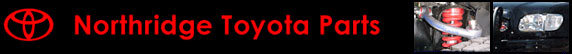 Northridge Toyota Parts